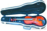 DIMAVERY ABS-Case pro Violine, 1/8