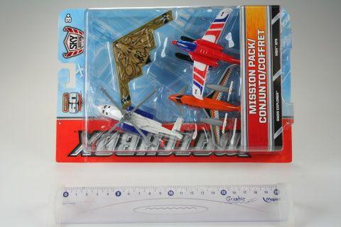 MATTEL Matchbox Letadla 47311 cena od 240 Kč