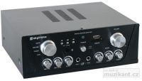 SKYTEC karaoke Amplifier FM/USB/SD/Rem