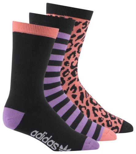 adidas CREW SOCK 3P W ponožky
