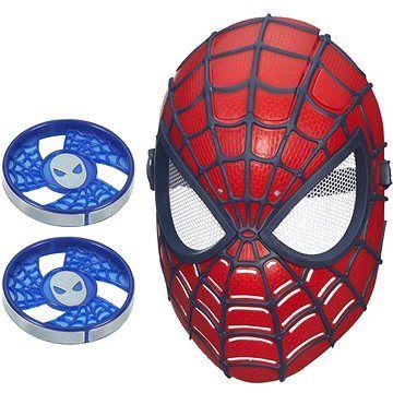 Spiderman Elektronická maska cena od 0 Kč