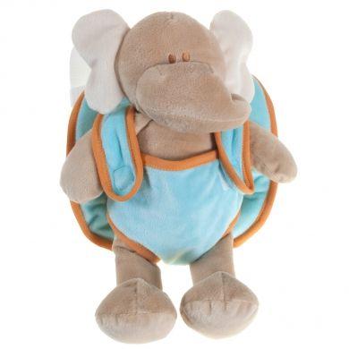 BIECO Baby Batoh ve tvaru slona