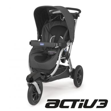 CHICCO Active3 ANTHRACITE 2014