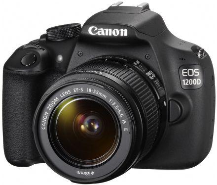Canon EOS 1200D cena od 7490 Kč