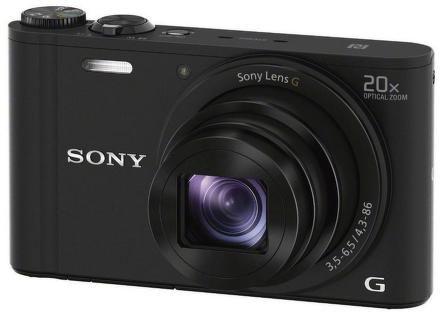 Sony CyberShot DSC-WX350 cena od 5490 Kč