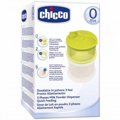 CHICCO Dóza na mléko v prášku cena od 229 Kč