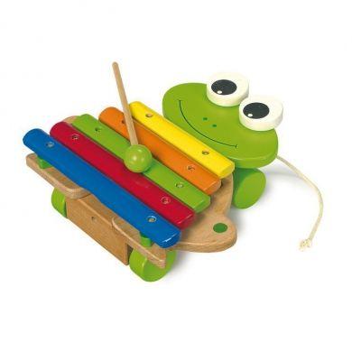 LEGLER Xylofon žabka cena od 229 Kč