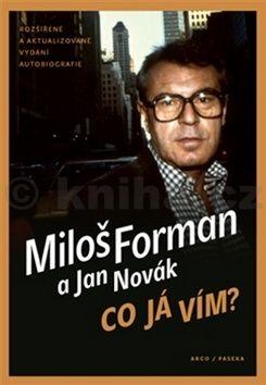 Miloš Forman, Jan Novák: Co já vím? cena od 342 Kč
