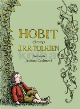 Jemima Castlinová, John Ronald Reuel Tolkien: Hobit cena od 342 Kč