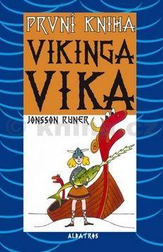 Runer Jonsson: První kniha vikinga Vika cena od 179 Kč