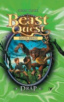 Adam Blade: Dráp, opičí monstrum - Beast Quest (8) cena od 128 Kč