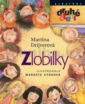Martina Drijverová, Markéta Vydrová: Zlobilky cena od 114 Kč