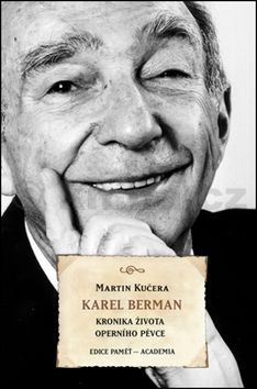 Martin Kučera: Karel Berman cena od 311 Kč