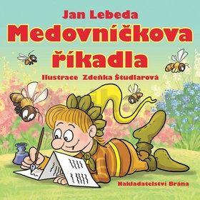 Jan Lebeda: Medovníčkova říkadla cena od 64 Kč