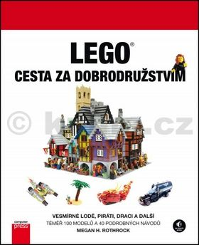 Megan H. Rothrock: LEGO Cesta za dobrodružstvím 2 cena od 216 Kč