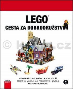 Megan Rothrock: Lego: Cesta za dobrodružstvím 2 cena od 225 Kč