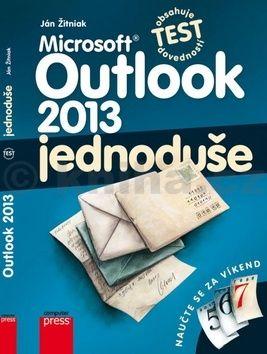Ján Žitniak: Microsoft Outlook 2013: Jednoduše cena od 122 Kč