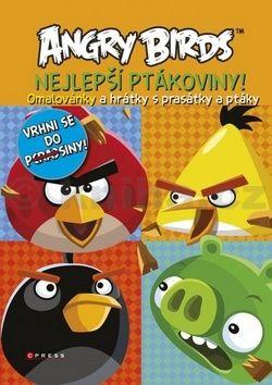 Angry Birds Nejlepší ptákoviny cena od 107 Kč