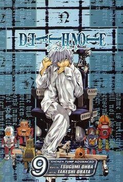 Takeshi Obata, Tsugumi Ohba: Death Note - Zápisník smrti 9 cena od 134 Kč