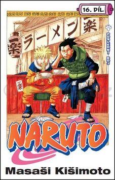Masaši Kišimoto: Naruto 16 - Poslední boj cena od 128 Kč