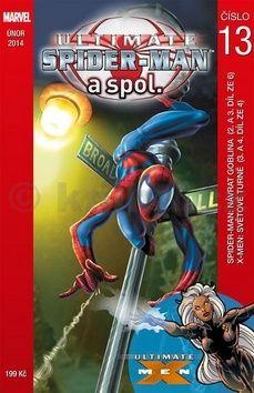Ultimate Spider-Man a spol. 13 cena od 127 Kč