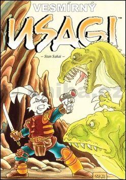 Stan Sakai: Usagi Yojimbo - Vesmírný Usagi cena od 212 Kč