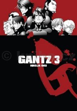 Oku Hiroja: Gantz 3 cena od 129 Kč