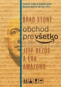 Brad Stone: Obchod pre všetko cena od 291 Kč