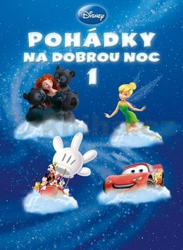Walt Disney: Disney - Pohádky na dobrou noc 1 cena od 184 Kč