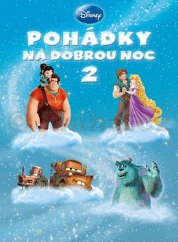 Walt Disney: Disney - Pohádky na dobrou noc 2 cena od 168 Kč