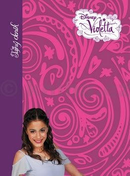 Walt Disney: Violetta - Tajný deník cena od 123 Kč
