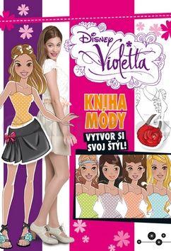 Violetta Kniha módy cena od 281 Kč