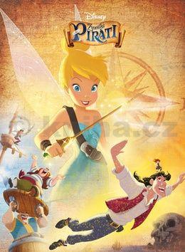 Walt Disney: Zvonilka a piráti cena od 173 Kč
