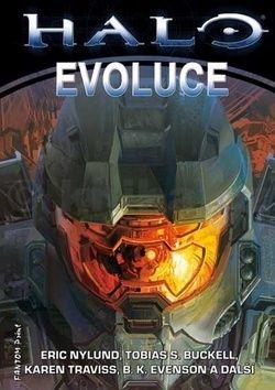 Eric S Nylund, Kolektiv: Halo 7 - Evoluce cena od 195 Kč