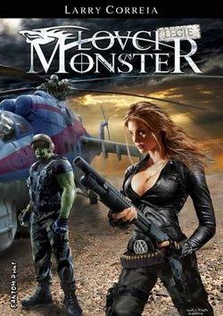 Larry Correia: Lovci monster 4 - Legie cena od 167 Kč