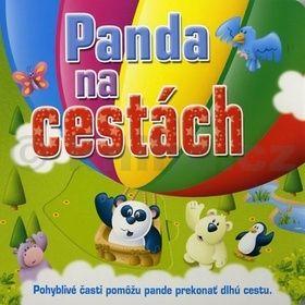 Brenda Apsley: Panda na cestách cena od 116 Kč