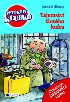 Schefflerová Ursel: Detektiv Klubko - Tajemství žlutého kufru cena od 121 Kč