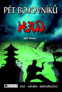 Jeff Stone: Pět bojovníků - Had cena od 111 Kč