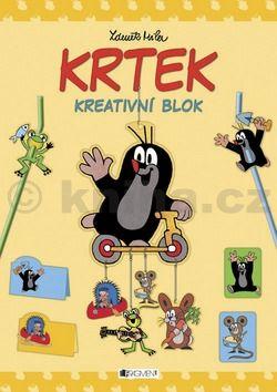 Zdeněk Miler: Krtek - kreativní blok cena od 108 Kč