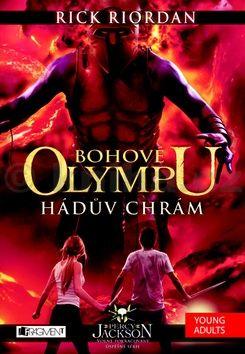 Rick Riordan: Bohové Olympu – Hádův chrám cena od 339 Kč