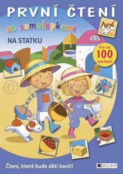 Kateřína Prokešová: První čtení se samolepkami - Na statku cena od 60 Kč