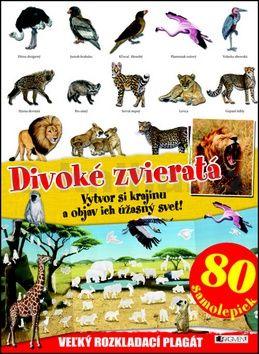 Divoké zvieratá - Vytvor si krajinu a objav ich úžasný svet! cena od 108 Kč