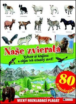 Naše zvieratá - Vytvor si krajinu a objav ich úžasný svet! cena od 129 Kč