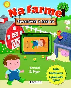 Ed Myer: Na farme Spoznávaj a hraj sa cena od 179 Kč