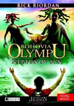 Rick Riordan: Bohovia Olympu Neptúnov syn cena od 303 Kč