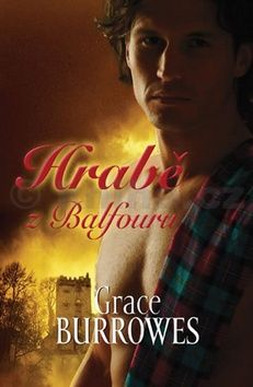 Grace Burrowes: Hrabě z Balfouru cena od 73 Kč