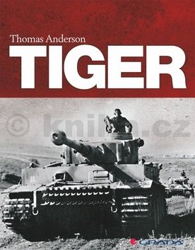 Thomas Anderson: Tiger cena od 397 Kč