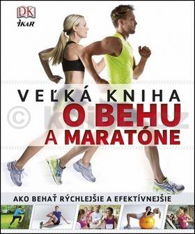 Veżká kniha o behu a maratóne cena od 298 Kč
