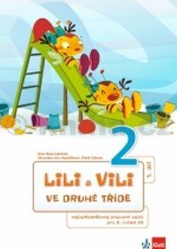 Dita Nastoupilová: Lili a Vili 2 - Ve druhé třídě cena od 229 Kč