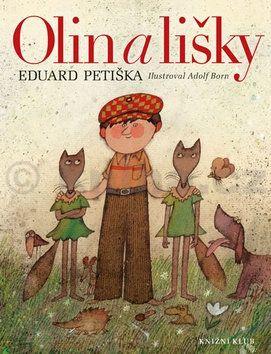 Eduard Petiška: Olin a lišky cena od 156 Kč